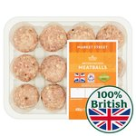Morrisons Chicken Meatballs