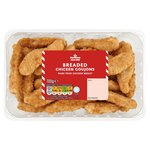 Morrisons Breaded Chicken Goujons