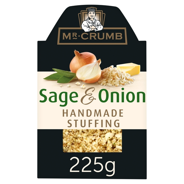 Mr Crumb Sage & Onion Stuffing