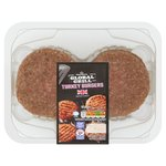 Morrisons British Turkey Burgers