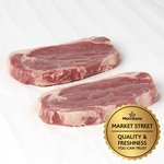 Morrisons 2 Sirloin Steaks