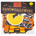 Morrisons Happy Halloween Banner 24cm