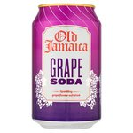 Old Jamaica Grape Soda