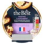Morrisons The Best Caramalised Onion, Garlic & Thyme Baking Camembert