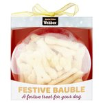 Webbox Bauble with Dog Treats
