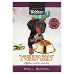 Webbox Dog Three Bird Roast & Turkey Kibble