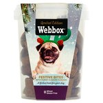 Webbox Dog Turkey & Bacon Bites 60PK