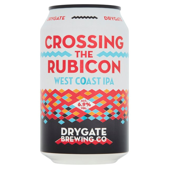Crossing The Rubicon India Pale Alel (Abv 6.9%)