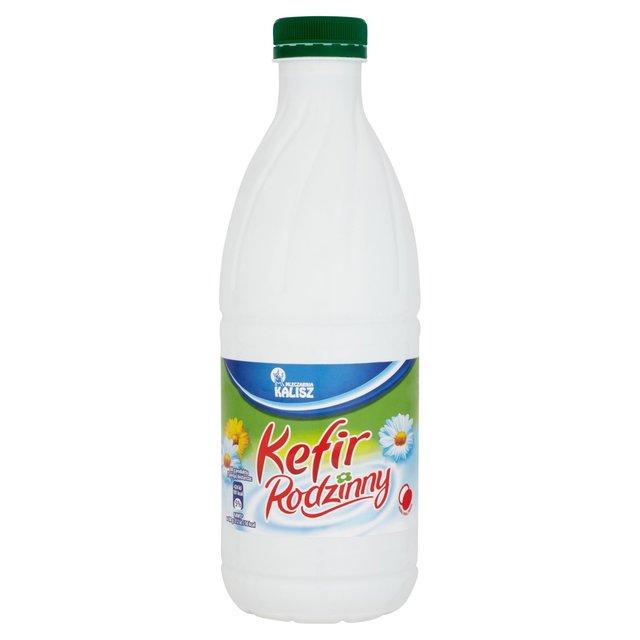 kefir milk. lowicz mleczarnia kalisz kefir milk