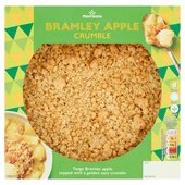 Morrisons Family Apple Crumble