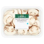 Morrisons Market St Sliced Chestnut Mushrooms