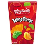 Maynards Bassetts Wine Gums Sweets Carton