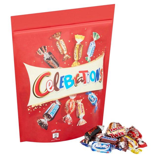 Morrisons Celebrations Product Information