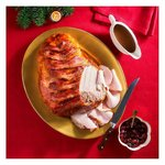 Morrisons British Roast In The Bag Turkey Crown With Pork & Onion Stuffing