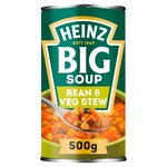 Heinz Big Soup Mighty Veg & Bean Stew