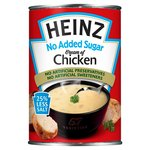 Heinz No Added Sugar Cream of Chicken Soup