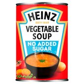 Heinz No Added Sugar Vegetable Soup