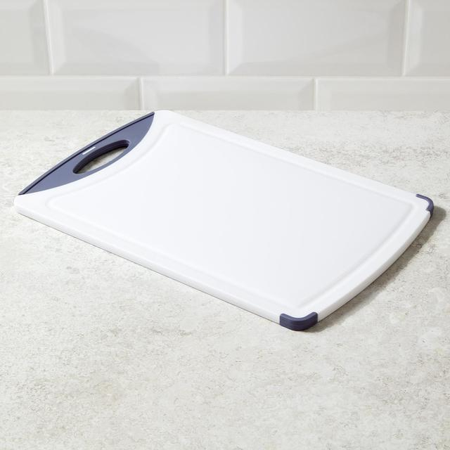 Morrisons Non Slip Anti Bacterial Chopping Board 38cm x 25cm