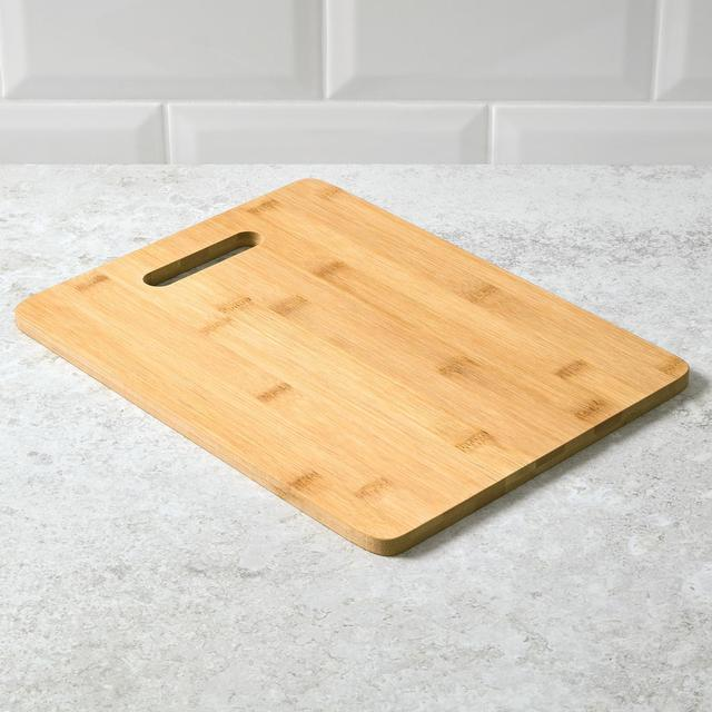 Morrisons Bamboo Chopping Board 30.5cm x 23cm