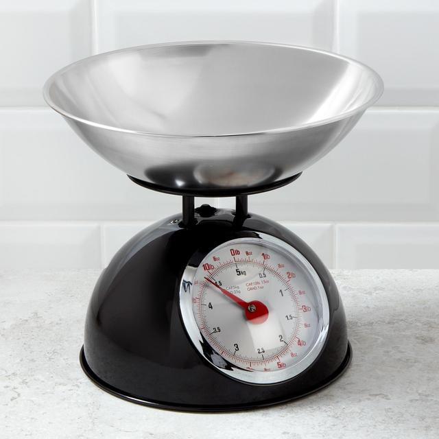 Morrisons Retro Look Mechanical Kitchen Scales