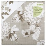 Morrisons 100% Cotton Country Floral King Duvet Set