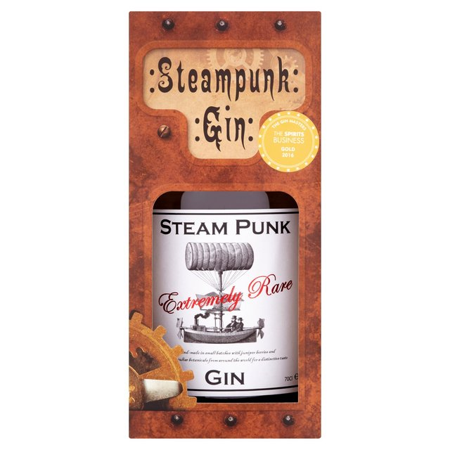 Steam Punk Gin Extremely Rare (ABV40%)