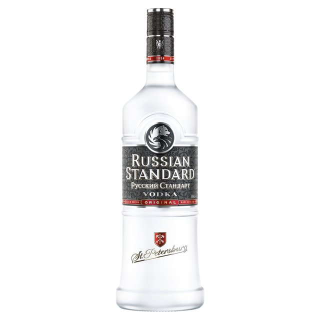 Russian Standard Vodka (38%)