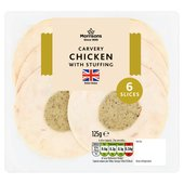 Morrisons Carvery Chicken & Stuffing
