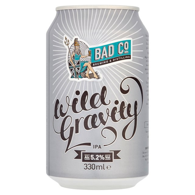 Bad Co Wild Gravity IPA
