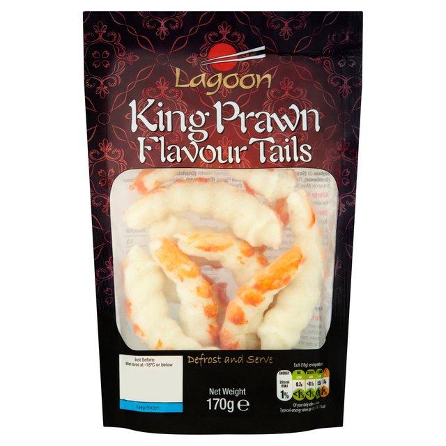 Lagoon King Prawn Tails