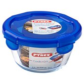 Pyrex Cook&Go Small Round Glass Roaster