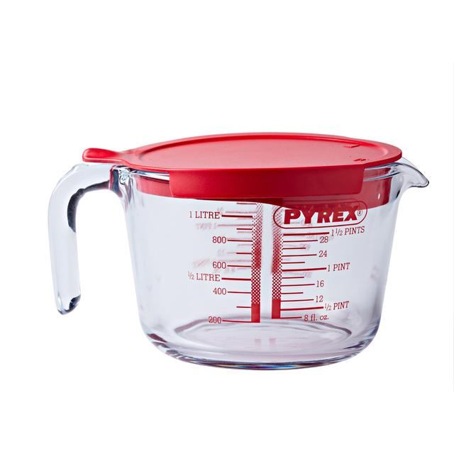 Pyrex Jug with Lid