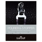 Barcraft Deluxe Bottle Pourer/Stopper