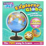 Science Mad Explorer Globe 28cm