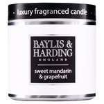 Baylis & Harding Sweet Mandarin & Grapefruit Luxury Fragrance Candle