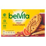 BelVita Breakfast Biscuits Fruit & Multigrain 5 Pack