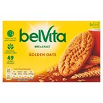 BelVita Breakfast Biscuits Golden Oats 5 Pack