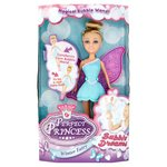 Perfect Princess Winter Fairy Bubble Doll