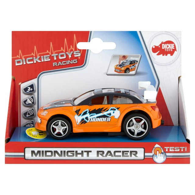 Dickie Toys Midnight Racer