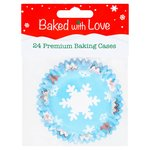 Baked with Love 24 Christmas Friends Baking Cases
