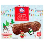 Create a Cake Cupcake Yule Log Kit