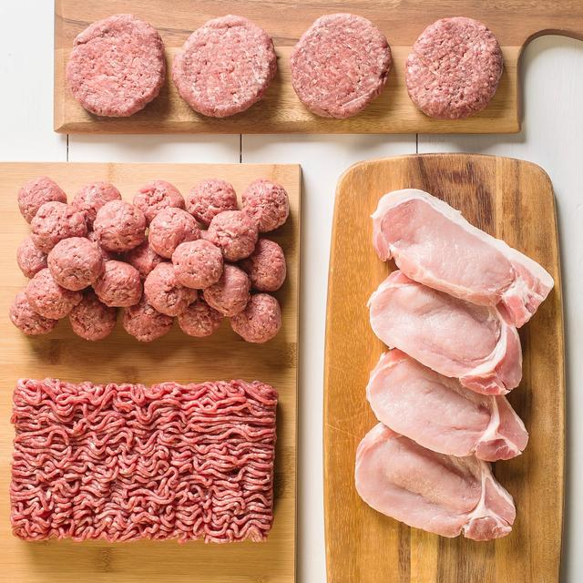 Morrisons Market Street Meat Box