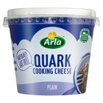 Arla Fat Free Quark Cooking Cheese Plain