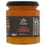 Morrisons The Best Peach& Prosecco Conserve