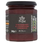 Morrisons The Best Strawberry & Champagne Jam