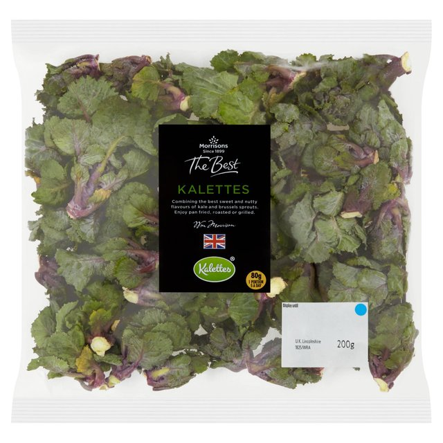 Morrisons The Best Kalettes