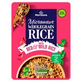 Morrisons Microwave Rice Medley