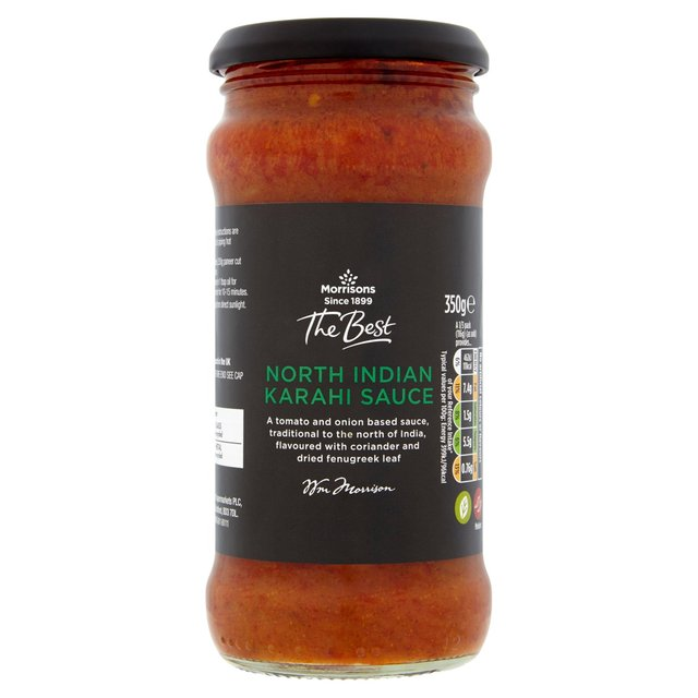 Morrisons The Best North Indian Kharahi Sauce