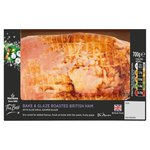 Morrisons The Best Honey Cured Ham With Sloe Gin & Juniper Glaze