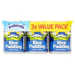 Ambrosia Rice Pudding Value Pack